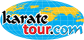 Logo, karate, tour, travel, competition