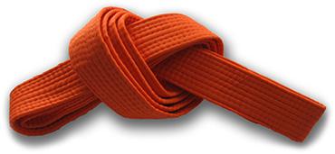 Belt, orange, karate, оранжевий, пояс, карате