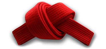 Belt, red, karate, червоний, пояс, карате