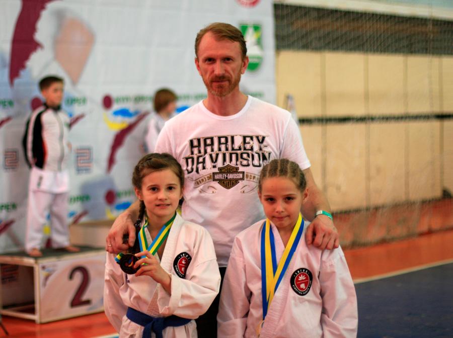 Змагання з карате Kyiv Open 2014
