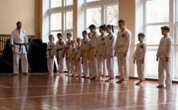 Клуб Lotus, екзаменаційна атестація 2014