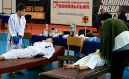 2-й Кубок та першість України з Шотокан карате-до – С.К.І.Ф., м. Київ