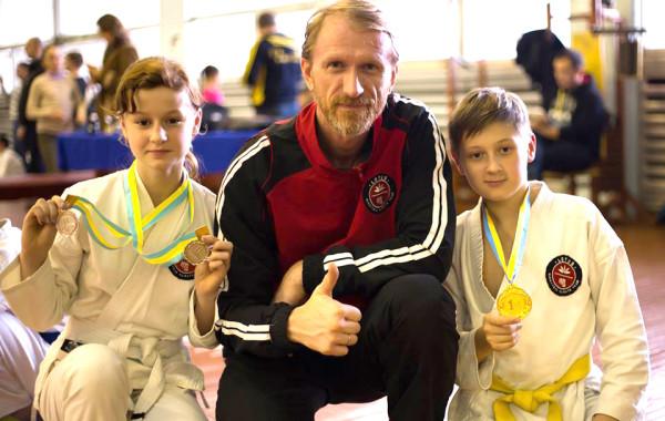 Чемпіонат м. Київ 2016