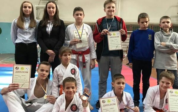 Чемпіонат Вінницької області з карате-до WKF 2018